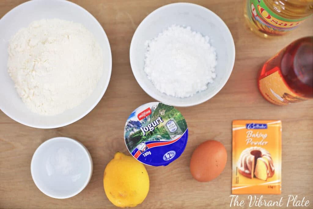 yoghurt fritters