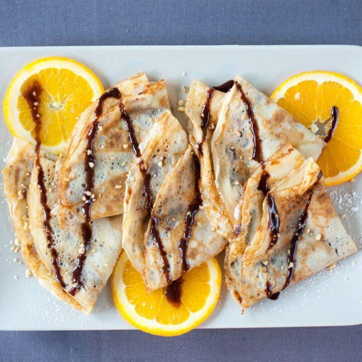 Pancakes (crepes)