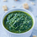 Wild Garlic Pesto recipe.