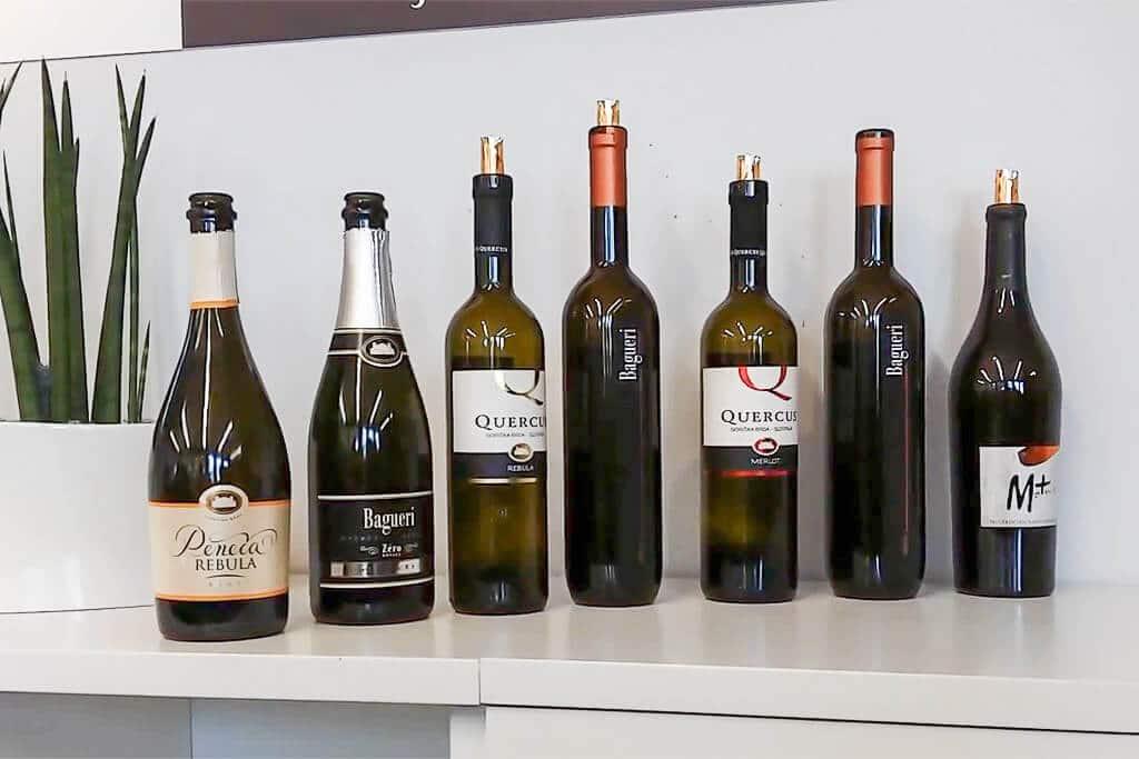Wine Tasting in Goriška Brda, Slovenia | www.vibrantplate.com