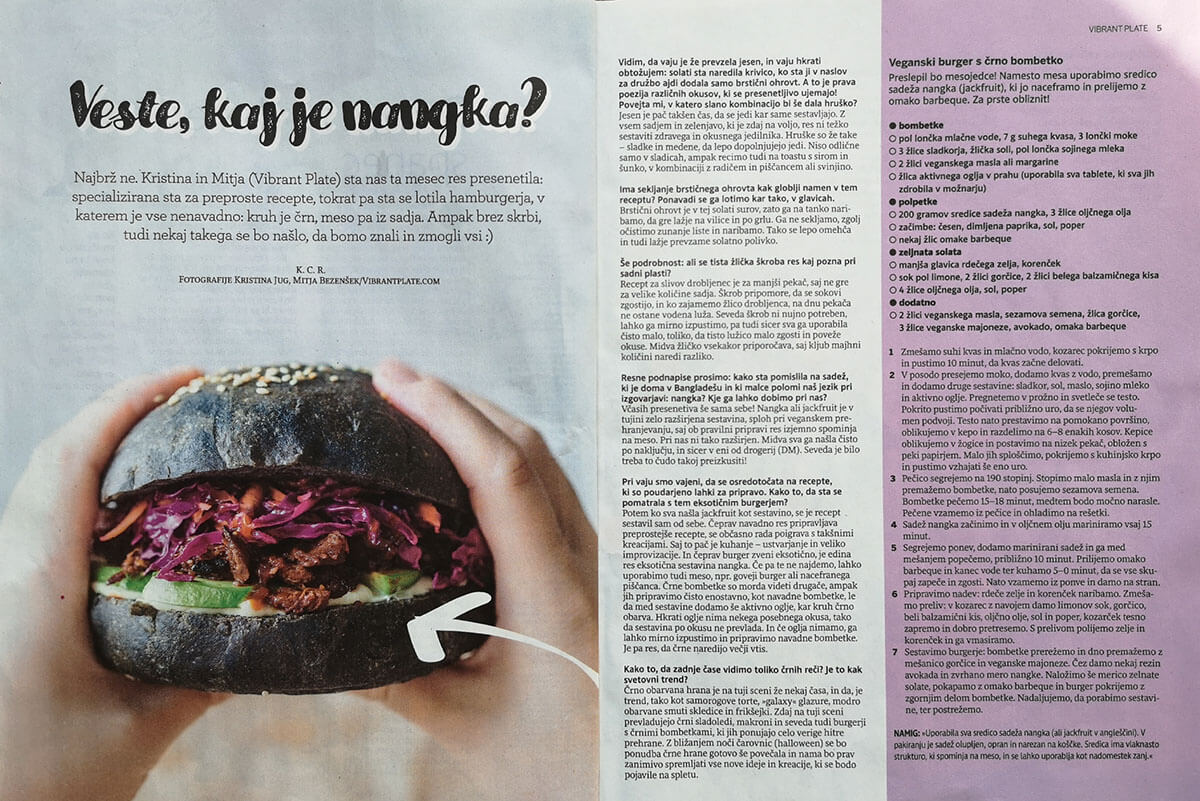 Magazine Odprta Kuhinja