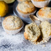 Lemon Poppy Seed Muffins