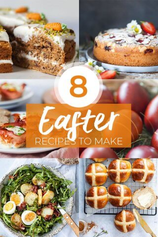 8 Easter recipes to make this year