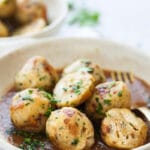 Classic Vegetarian Bread Dumplings
