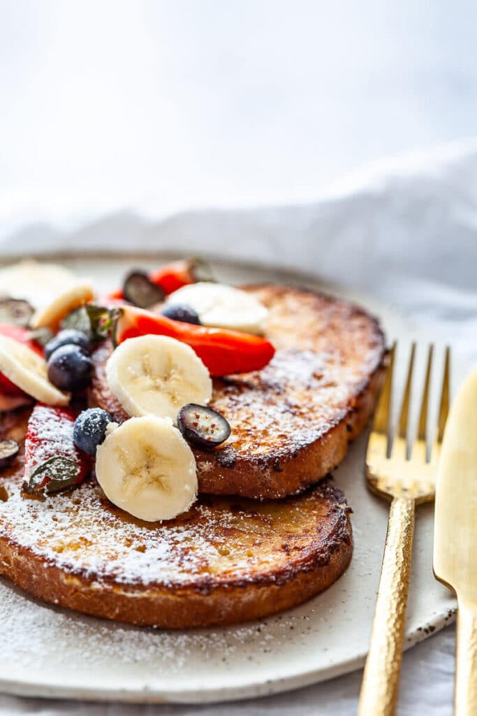 Dairy-Free French Toast