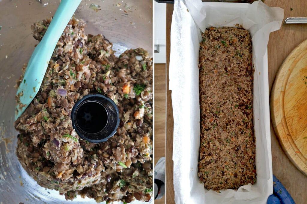 How to make a Vegan Lentil Loaf