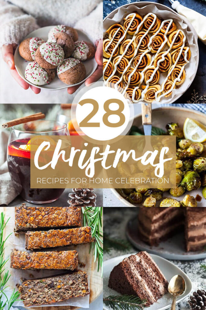 28 Easy Recipes for a Merry Christmas At Home