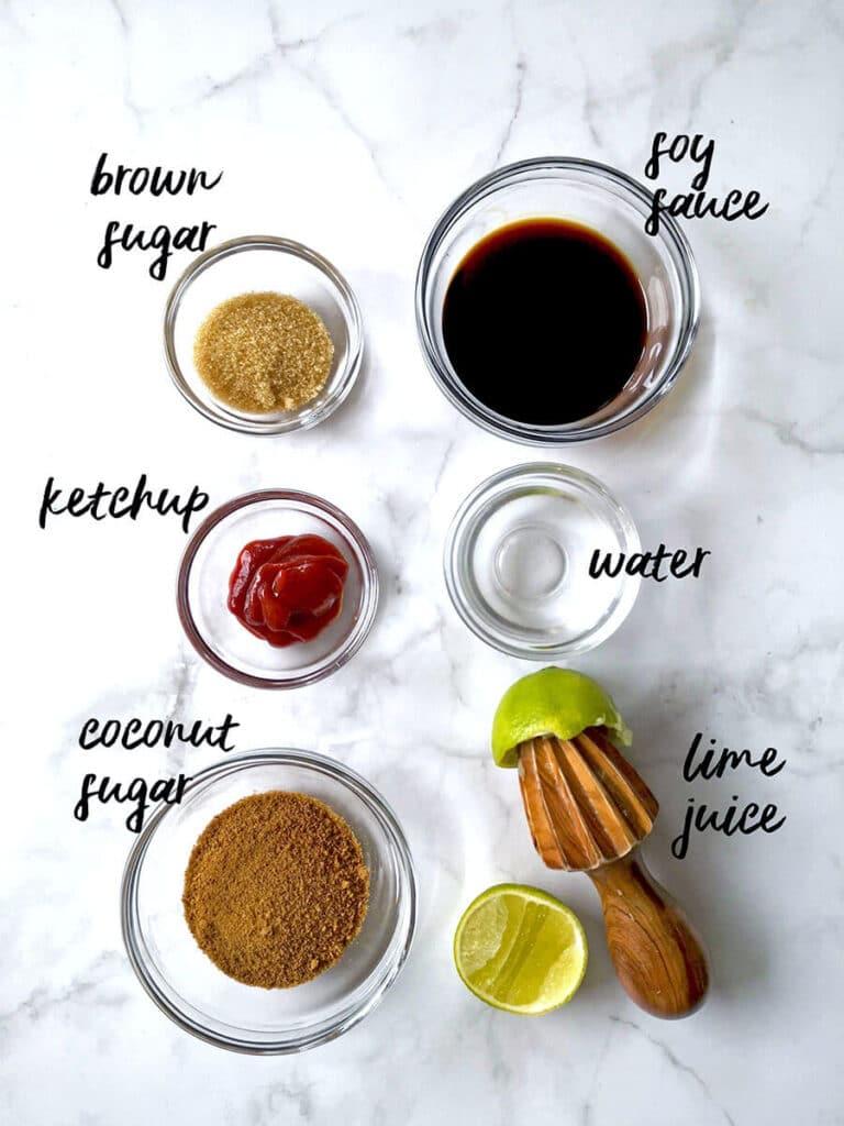 Easy Vegan Pad Thai Sauce Ingredients List