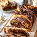 Easy Vegan Chocolate Babka