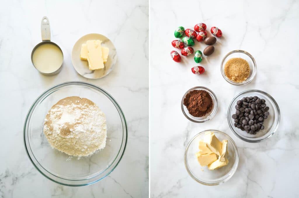 Vegan Chocolate Babka Ingredients