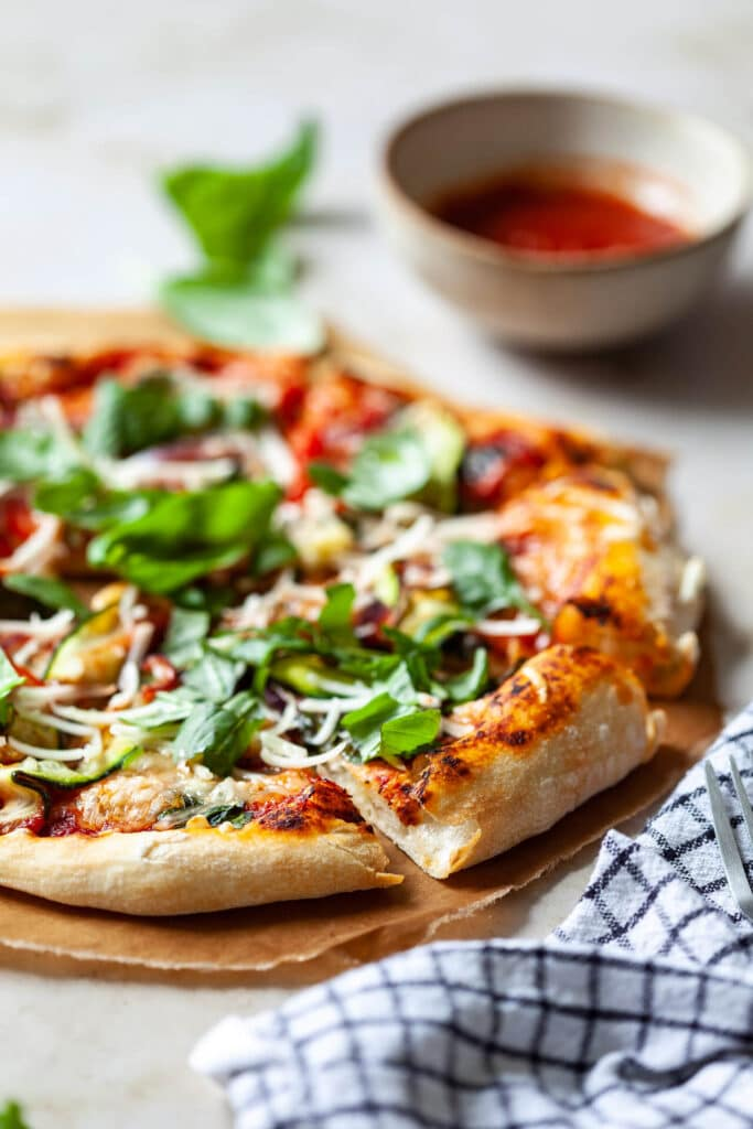 Easy Slow-Rise Overnight Pizza